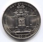 Hot Springs Arkansas US Quarter 2010 P Coin Phildalphia Mint