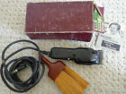 VINTAGE WAHL SUPER 89 TAPER  ELECTRIC HAIR CLIPPER SET w/ BOX & INSTR. (0461)