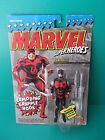 MARVEL SUPER HEROES DAREDEVILARMORED SUIT 475IN FIGURE 1994 TOY BIZ