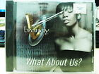 Brandy What About Us CD Single