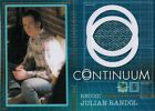 2014 Rittenhouse Continuum Seasons 1 and 2 Trading Cards 25