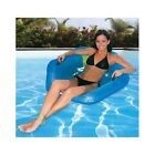 Inflatable Pool Chair Float Swimming Raft Swim Floating Relax Submerged Beach