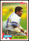 Tony Dorsett Cards, Rookie Card and Autographed Memorabilia Guide 3