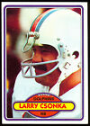 Larry Csonka Cards, Rookie Card and Autographed Memorabilia Guide 18