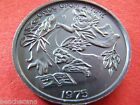1975 Sprites ONCE UPON A TIME Silver on Blue Dual Mardi Gras Doubloon