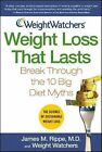 Weight Watchers Weight Loss That Lasts By Dr James Rippe Softcover