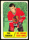 1967-68 Topps Hockey Cards 6