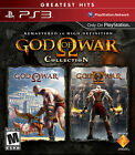 UNOPENED God of War Collection (Greatest Hits)  (Sony Playstation 3, 2010)
