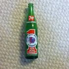 7-Up Salutes Vintage Bottle IndianaState University Sycamores 1979 NCAA Finalist