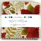 MINI CHARM PACK~NATURE'S CHRISTMAS~MODA FABRIC~42-2.5