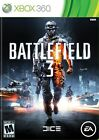 XBOX 360 BATTLEFIELD 3 BRAND NEW & FACTORY SEALED