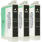3 Remanufactured Black Ink Cartridges for Epson Stylus Photo R260 R280 / #78