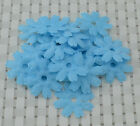50pcs Padded Felt Spring Flower craft Appliques H137 2