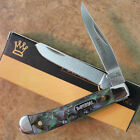 Imperial Schrade Abalone Swirl 2 3/4