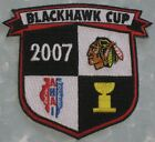 2007 Blackhawk Cup Patch - NHL Chicago