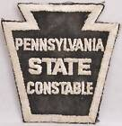 Embroidered Shoulder Patch Pennsylvania State Constable Police