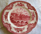 JOHNSON BROTHERS OLD BRITAIN CASTLES WITH CROWN MARK PINK 6 1/8
