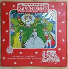 STANDEE JIGSAW PUZZLE 1950 CAPITOL STANDEES CINDERELLA  VINTAGE S 201