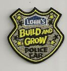 Lowe s Build Grow Kids Workshop Collectible Patch: Police Car