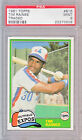 1981 TOPPS #816 TIM RAINES TRADED PSA 9 EXPOS  22273608
