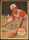 1968 TOPPS OPC O PEE CHEE CANADA PINUPS POSTER #12 CHICO CARDENAS VG-EX REDS