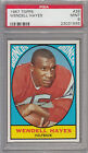 1967 TOPPS #36 WENDELL HAYES PSA 9 BRONCOS   23031555
