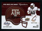 VON MILLER AUTO SWEET SPOT ROOKIE 2011 TEXAS A&M AGGIES SIGNED CARD 593 599