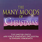 UNITED STATES AIR FORCE SYMPHONY & SINGING SERGEANTS - CHRISTMAS -CD-NEW