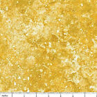 Stonehenge Northcott Quilt Fabric by the 1 2 yard Gold Metallic 3954m 173