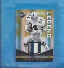 JAY NOVACEK GAME USED 2011 LIMITED THREADS PRIME 3 CLR #4 50 COWBOYS