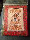 MARY ENGELBREIT Set 8 Note Cards HOME SWEET HOME Christmas Holiday Red Green NEW