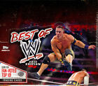 2013 TOPPS BEST OF WWE WRESLING HOBBY BOX HOBBY BOX NEW FACTORY SEALED