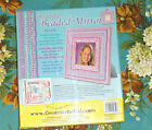 Beautiful Beaded Mirror or Picture Frame new kit Creativity for Kids