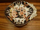 Great antique / vintage porcelain serving dish English ? marked ca, 1900 repair