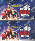 Big Bang Theory Seson 5 - 2 (TWO) Factory Sealed Boxes by Cryptozoic