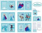 Springs Disney Frozen 53248 1600710 Anna's Friends Softbook Panel FREE US SHIP