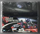 Transformers Movie (2007) Factory Sealed RETAIL Trading Card Box (24 packs)