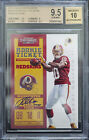 Robert Griffin 2012 Panini Contenders #202B 50 Rookie Ticket rC BGS 9.5 Auto 10