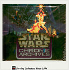 Star Wars Archives All Chrome Trading Card Box (36)