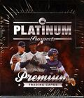 2012 ONYX AUTHENTICATED PLATINUM PROSPECTS BASEBALL HOBBY BOX FACTORY SEALED NEW