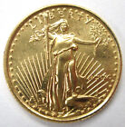 1990 UNITED STATES 1 10 OZ GOLD AMERICAN EAGLE BU MCMXC LOW MINTAGE