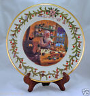 NIB LENOX ANNUAL HOLIDAY COLLECTOR PLATE SANTA 2010 FIRST IN SERIES 11