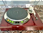 Denon DP-62L Turntable with NEW Grado Black Cartridge