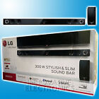 NEW LG NB3532A 2.1 BLUETOOTH 300 WATT SOUND BAR HOME THEATER SPEAKERS +SUBWOOFER