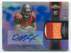 DOUG MARTIN Topps Finest AUTO 3 color PATCH #57 99 Rookie RC Buccaneers