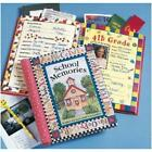 Deluxe School Memories Keepsake Photo Album Scrapbook from Preschool Through