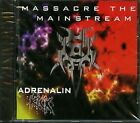 Adrenalin Kick Massacre The Mainstream CD NEW SEALED Heavy Metal