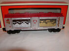 Lionel 6-29699 Christmas Holiday Silver and Gold Mint Car MIB O 027 2014 New