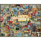 White Mountain Puzzles The Seventies - 1000 Piece Jigsaw Puzzle New