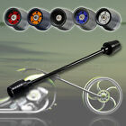 Brand New Motorbike Front Wheel Axle Fork Crash Slider Cap Fit For Motorcycle